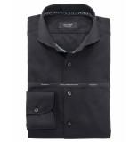 Olymp Dress hemd 856344 zwart