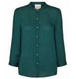 Lollys Laundry Blouse 19389-5075 amalie groen