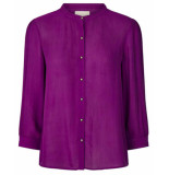 Lollys Laundry Blouse 19389-5075 amalie paars