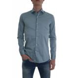 Genti Vinson shirts gent 074 groen