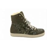 Metro Sneakers Boots grijs