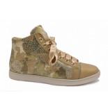 Metro Sneakers Boots beige