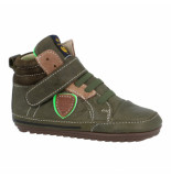 Shoesme Bp8w015-b jongens babyschoen groen