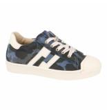 SHO.E.B.76 Sneakers blauw