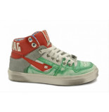 Red Rag Sneakers groen