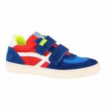 Develab Klittenband schoenen blauw