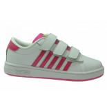 K-Swiss Klittenband schoenen wit