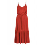 JUST FEMALE Life singlet dress rood