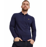 Lyle and Scott Polo blauw