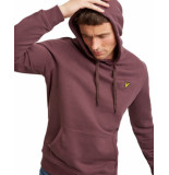 Lyle and Scott Ls pullover hoodie rood