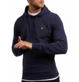 Lyle and Scott Ls pullover hoodie blauw