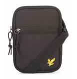 Lyle and Scott Mini messenger zwart