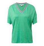 Tom Tailor Oversized t shirt 1009930xx71 11052 groen