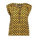 Vero Moda Vmloa sl top lcs 10199421 amber gold/loa geel