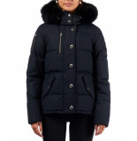 Moose Knuckles 3q jacket lds donkerblauw