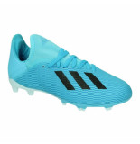 Adidas X 19.3 fg j f35366 blauw