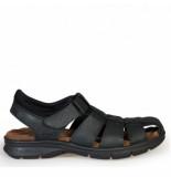 Panama Jack Sandaal sherpa basics c2 napa grass negro black zwart