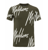 Malelions T-shirt frenkie army