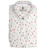 GCM Mouw overhemd 5018/101 wit