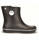 Crocs Regenlaars jaunt shorty boot black zwart