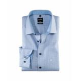 Olymp Dress hemd 121644 blauw
