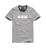 G-Star T-shirt d15246-b583-a667 grijs