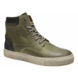 Australian Salvatore leather groen