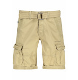PME Legend Butter canvas engine short psh194651 8263 beige