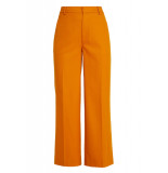JUST FEMALE Broek oranje