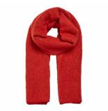 VILA Vila vitobi knit scarf rood