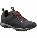 Columbia Wandelschoen fire venture waterproof women's black zwart