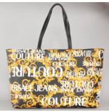 Versace Jeans couture bag dis 1 saffiano zwart