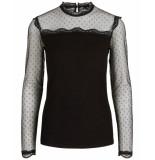 Y.A.S Shirt 26015471 yasshay zwart