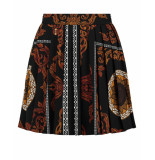 Nikkie Rok n3-544 sahara skirt zwart