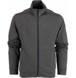 Baileys Vest met rits 822218/239 grijs