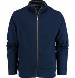 Baileys Vest met rits 912204/65 blauw