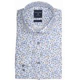 Profuomo Ppqh3a0050 business overhemden met lange mouwen 100% katoen