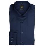 Olymp Hemden 250844/18 blauw