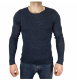 Anerkjendt Nikos knit blauw
