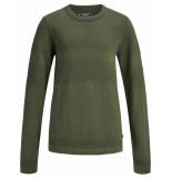 Jack & Jones Pullover 12159115 jortristan khaki