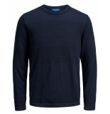 Jack & Jones Pullover 12159115 jortristan blauw