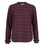 Modstrom Blouse 54392 sedina shirt rood