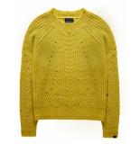 10 Feet Pullover 840011 geel