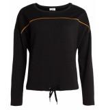 Anna van Toor Sweatshirt 08b04-02754101/1 zwart