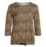 Anna van Toor T-shirt 08b04-02687520/2 geel