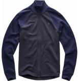 G-Star Jirgi zip cardigan blauw