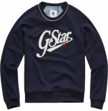 G-Star Graphic 27 xzula r sweat blauw