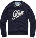 G-Star Graphic 27 xzula r sweat blauw