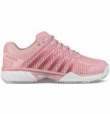 K-Swiss Tennisschoen women express light hb coral blush white roze