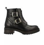 Bullboxer Biker boots 579m96634am zwart